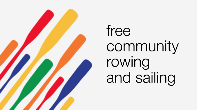 Free Community Rowing and Sailing