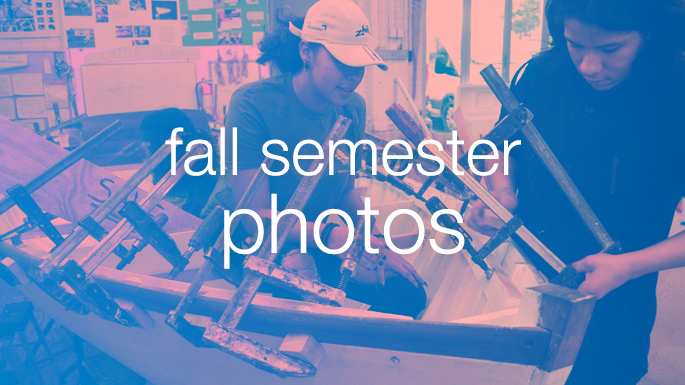 Fall semester photos