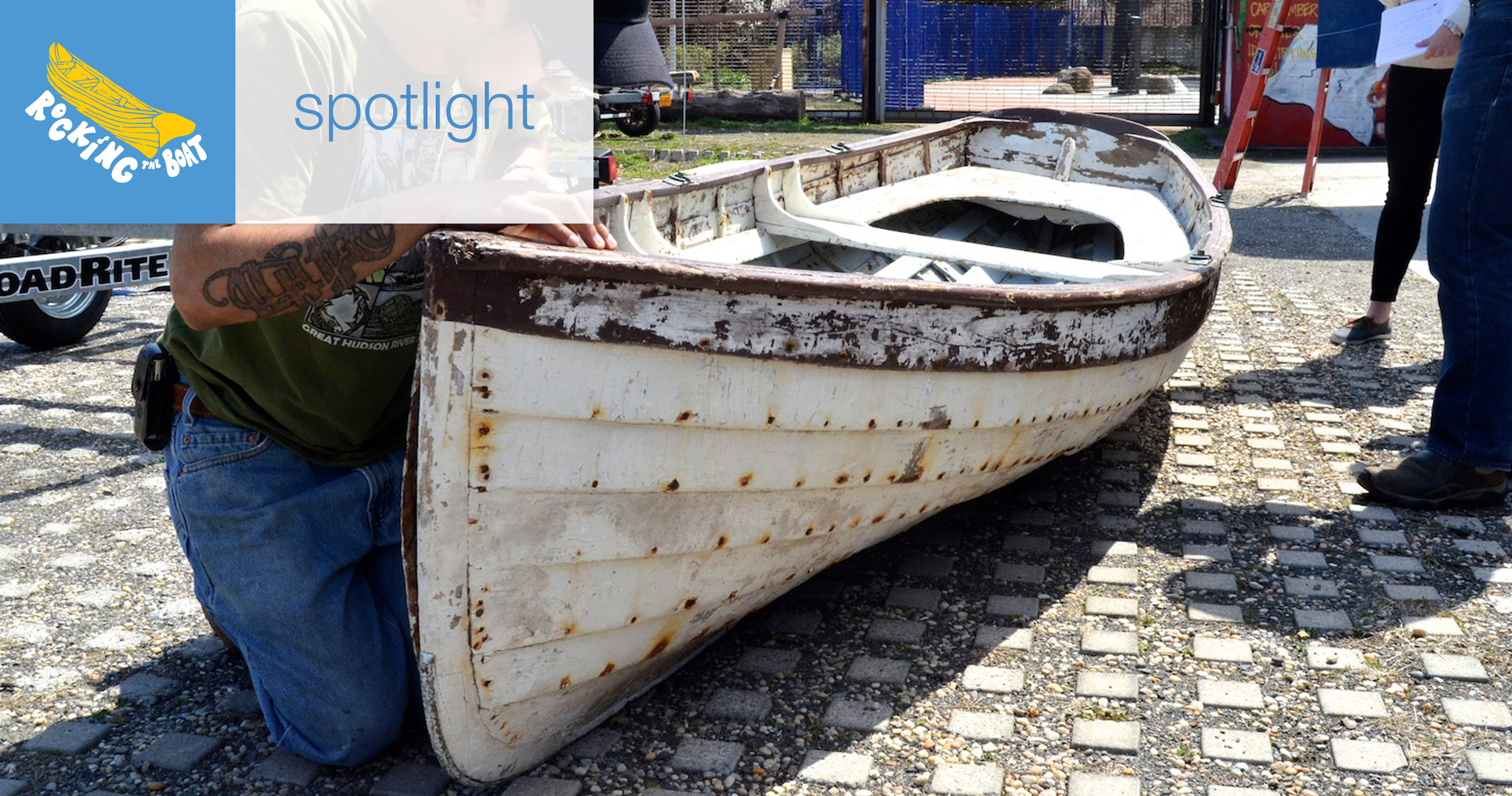 spotlight on the spurling skiff